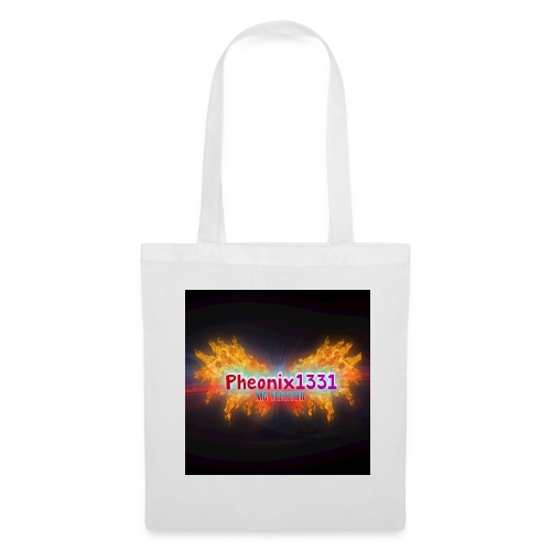Flaming Pheonix YT - Tote Bag