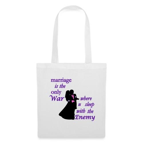 marriage_funny tshirts - Tote Bag