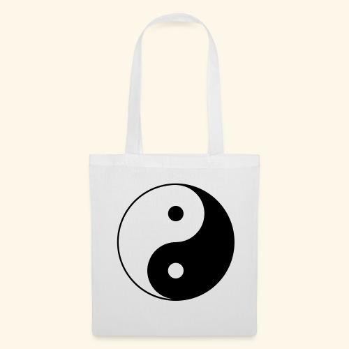 L'équilibre Ying Yang - Tote Bag