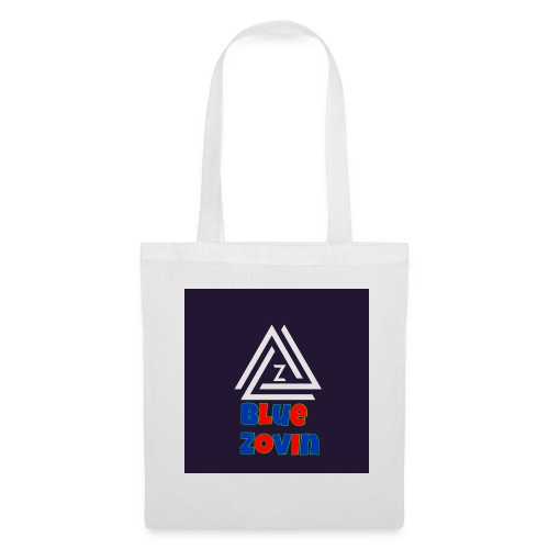 BlueZovinshirt - Tote Bag