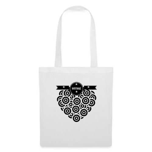 COEUR VINYL VINTAGE - Tote Bag