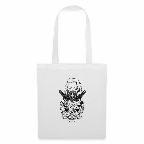 Tatoo Gun - Tote Bag