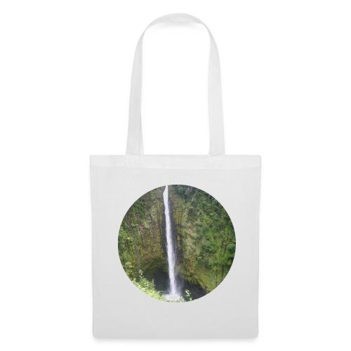 Hawaii Big Island Wasserfall - Stoffbeutel