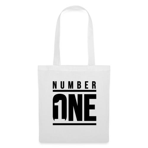Number ONE - Bolsa de tela