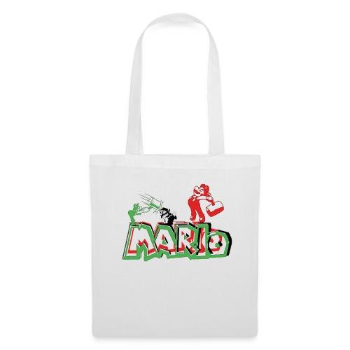 Mario y Luigi - Bolsa de tela