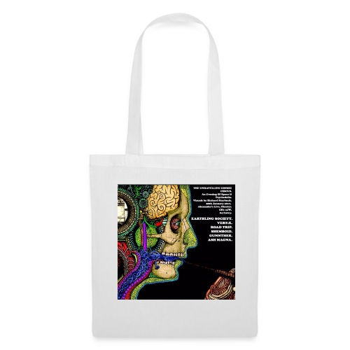 OFFICIAL UNRAVELLING COSMIC CIRCUS MERCHANDISE - Tote Bag