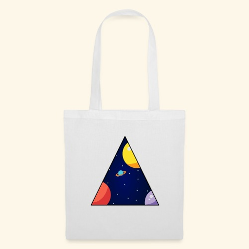 View From Space - Tote Bag