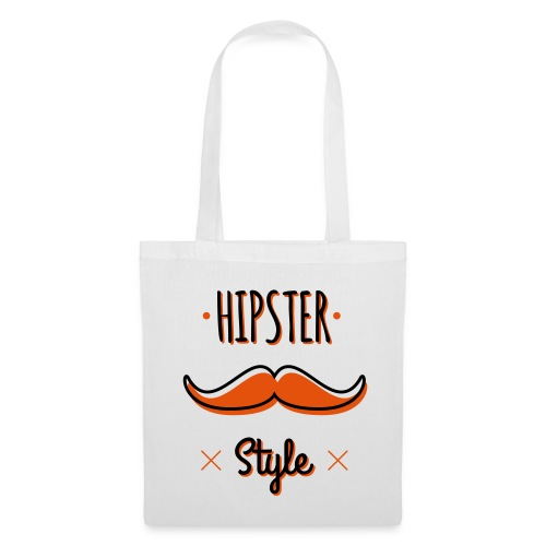 Hipster Style - Tote Bag