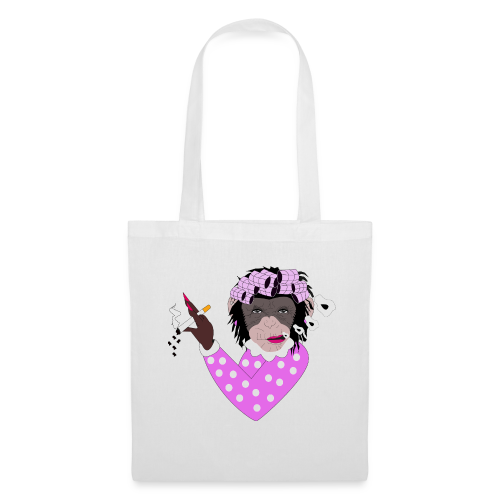 FEMALE MONKEY - Tote Bag
