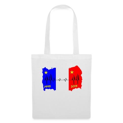 France 2018 coupe du monde les bleus - Tote Bag