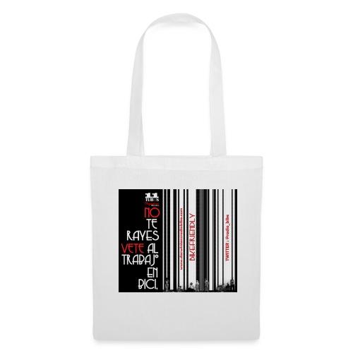 041 Hacer las paces - Bolsa de tela