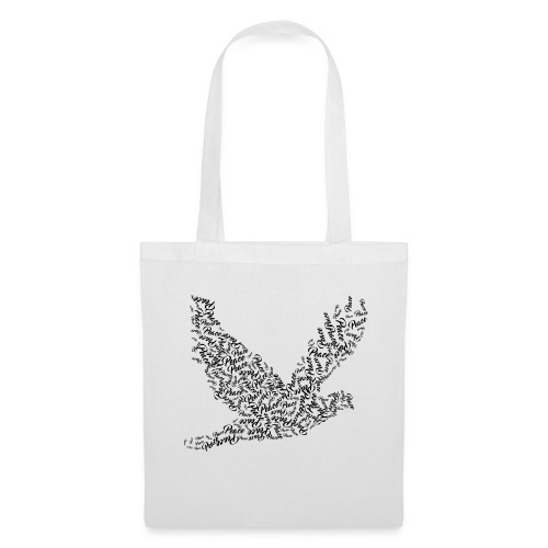 Colombe de la Paix Peace - Tote Bag