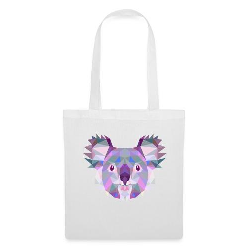 Triangle vector koala - Borsa di stoffa
