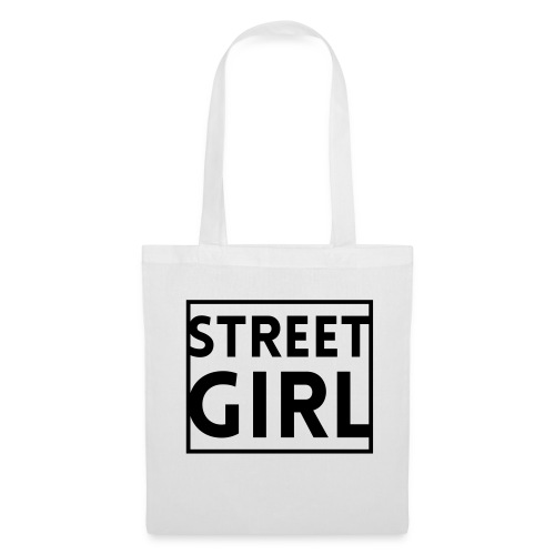 girl - Tote Bag