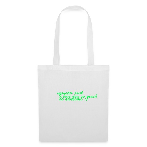 monster jack logo - Tote Bag