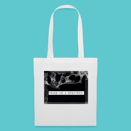 Trans is a spectrum - Tote Bag