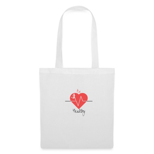 Logo Be Healthy - Tote Bag