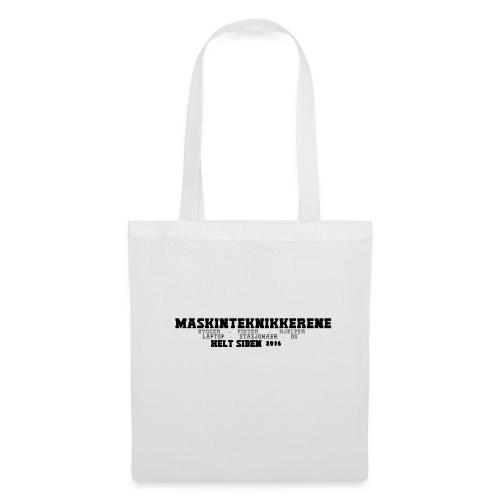 Maskin Teknikkerene T-Skjorte for Menn - Stoffveske
