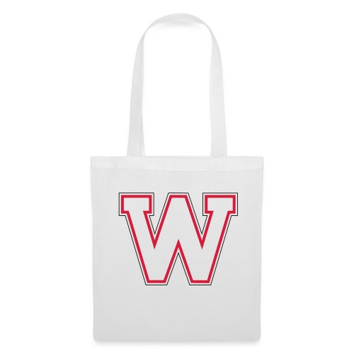 W-badge - Tote Bag