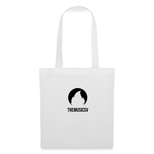 TheMusicSV [Galaxy S4 Premium Case] (Color: Black) - Tote Bag