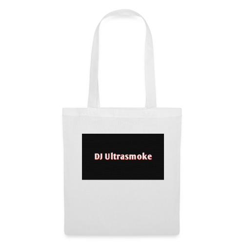 DJ Ultrasmoke Bild - Stoffbeutel