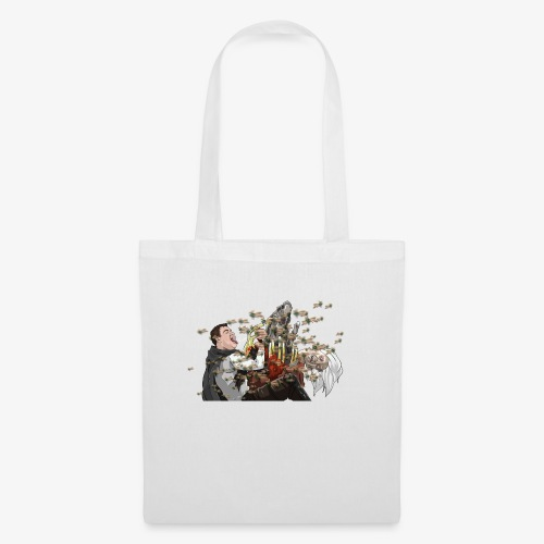 Brit and the Hive Trans - Tote Bag