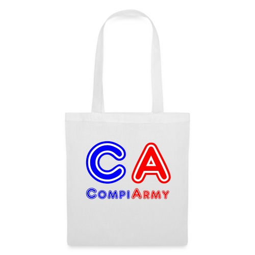 CompiArmy Design | bit.ly/compiarmyyt - Stoffbeutel