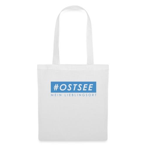 #ostsee - Stoffbeutel