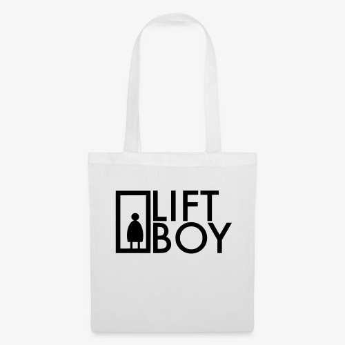 Lift Boy logo - Stoffbeutel