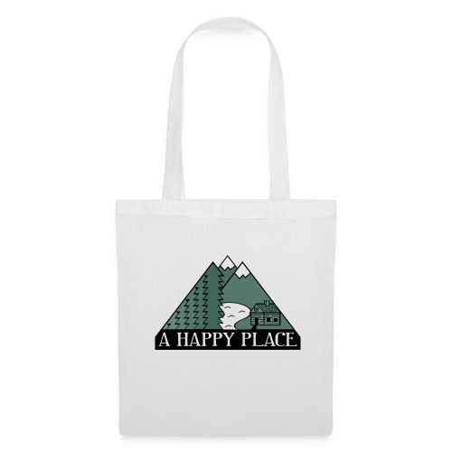 A Happy Place - Tote Bag