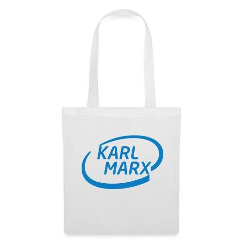 Karl Marx X Intel - Borsa di stoffa