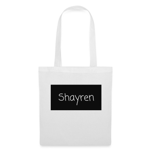 Shayren t-shirt - Tas van stof