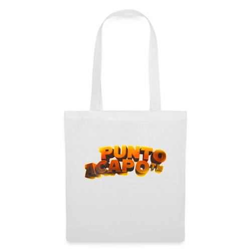 Maglietta PuntoACapo- Original Design- - Tote Bag