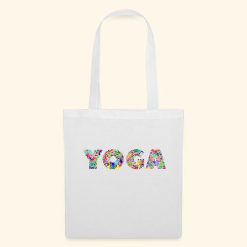 yoga - Stoffbeutel