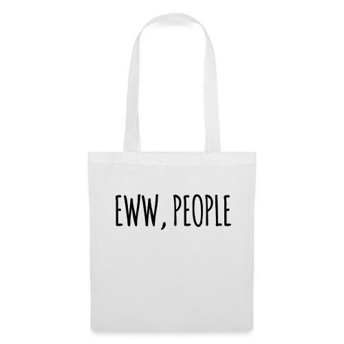 EWW, PEOPLE - Borsa di stoffa