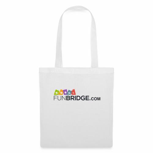 Funbridge logo - Tote Bag