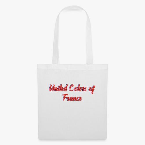 United color of France - Tote Bag