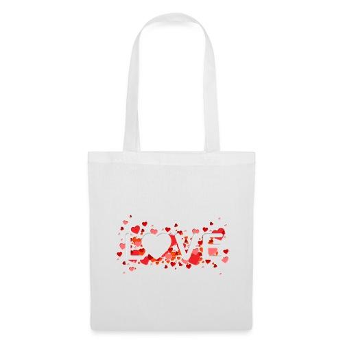Heart Love - Tote Bag