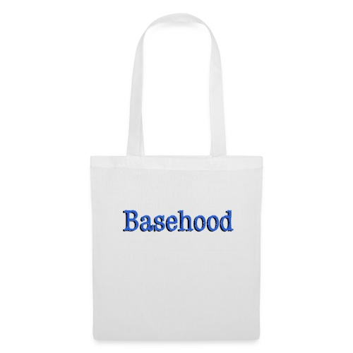 Basehood Basic Logo - Tas van stof