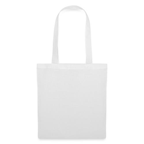 Logo-Wit - Tas van stof