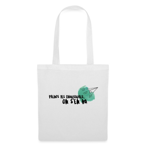 test - Tote Bag