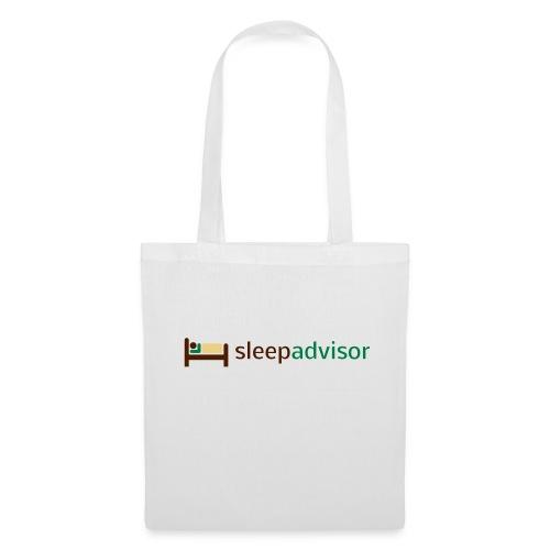 SleepAdvisor - Borsa di stoffa