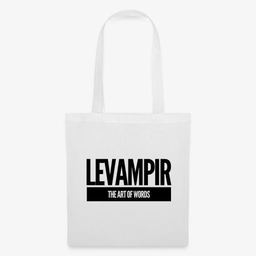 LeVampir - The Art Of Words 3 - Stoffbeutel