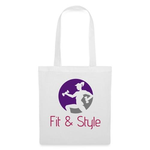 Fit & Style shirt - Tas van stof