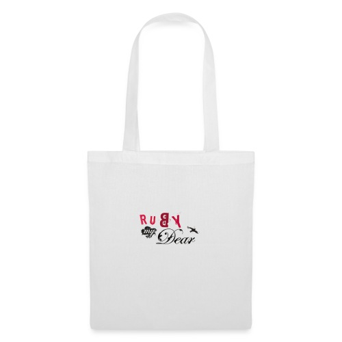 Logo Ruby My Dear 2 Green - Tote Bag