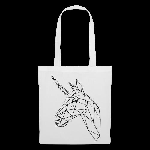 unicorn returns - Stoffbeutel