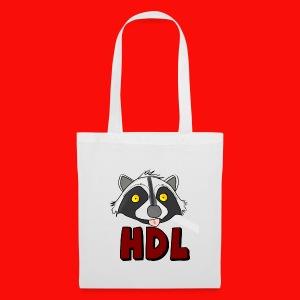 HeadLights Logo Shirt - Tas van stof