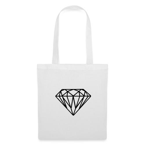 Diamante - Borsa di stoffa