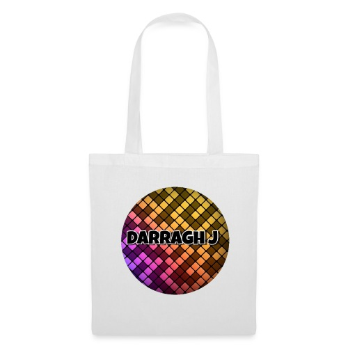Darragh J logo - Tote Bag