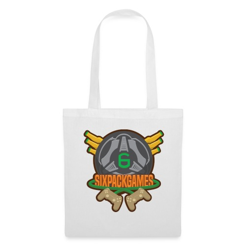 Sixpack Games Logo - Tote Bag